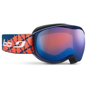 Ski Brille Julbo Atmo CAT 3 blau/orange, Julbo