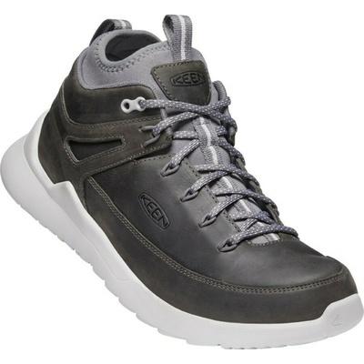 Schuhe Keen HIGHLAND Sneaker Mid M-Sonnenuntergang brummer/Weiß, Keen