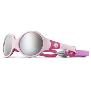 Sonnen Brille Julbo LOOP L SP4 BABY pink / fuchsia, Julbo