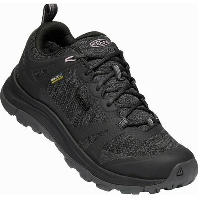 Schuhe Keen TERRADORA II WP Frauen schwarz/magnet, Keen
