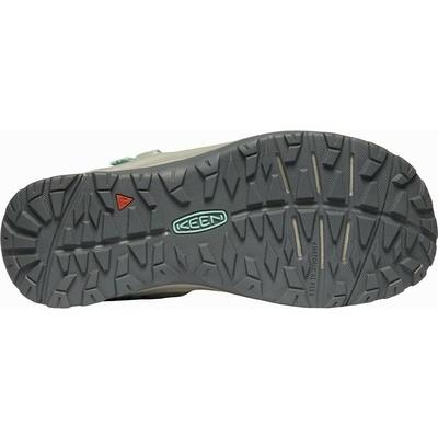 Sandalen Keen TERRADORA II Offene Zehe sandale Damen hellgrau/Ozeanwelle, Keen