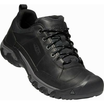 Schuhe Keen TARGHEE III Oxford Männer schwarz/magnet, Keen