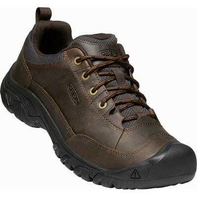 Schuhe Keen TARGHEE III Oxford Männer dunkel erde/Mulch, Keen