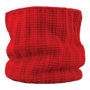 Gestrickter Halswärmer Kama S18 104 red, Kama