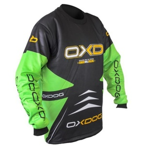Torwart Dress OXDOG VAPOR GOALIE SHIRT black/green, Exel