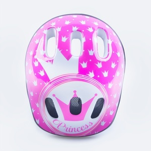 Kinder Radsport Helm Spokey ABGABE 44-48 cm, Spokey