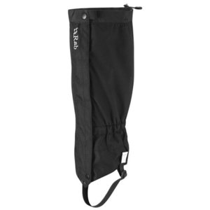 Arm-/Beinlinge Rab Trek Gaiter black, Rab