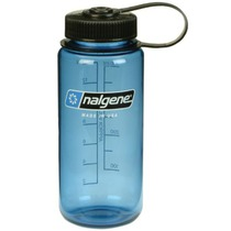 Flasche Nalgene Wide Mouth 1l 2178-1116 blue, Nalgene