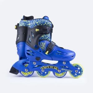 In-line Skates Spokey BUDDY blue, Spokey