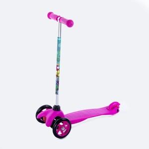 Faltbarer Dreirad Spokey BUL LER pink, Spokey