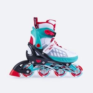In-line Skates Spokey ROAD white, Spokey