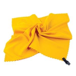 Schnell trocknend Handtuch Spokey NEMO 40 x 40 cm, gelb, Spokey