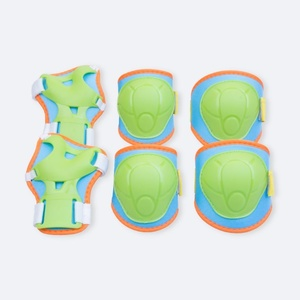 Set kinder Schützer Spokey BUFFER green, Spokey