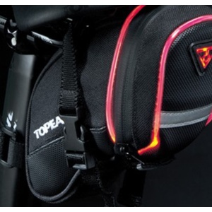 Bag Topeak AERO WEDGE iglow Small Manschetten TIG-AW02, Topeak