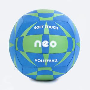 Volleyball Ball Spokey NEO SOFT blau-grün, Spokey