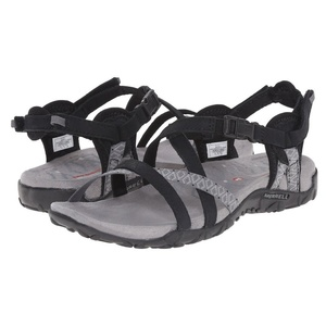 Sandalen Merrell Terrana LATTICE II black J55318, Merrell