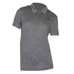 Damen T-Shirt Schöffel Polo Manali 20-11672-9007 black, Schöffel