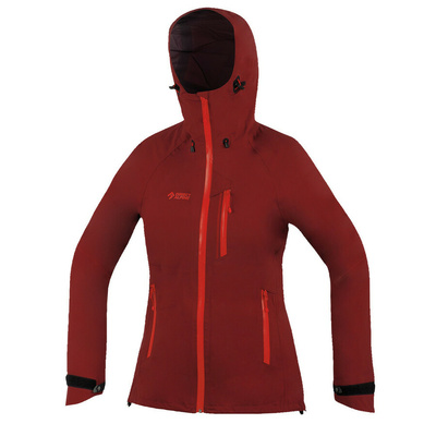 Jacke Direct Alpine Daleung Lady rosenholz / ziegel, Direct Alpine