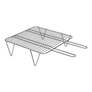 Grill- Rost NormaN ohnišťová 44x46x0,6 cm, NormaN