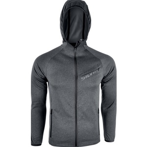 Herren Sweatshirt Silvini Montone MJ1028 holzkohle-schwarz, Silvini