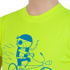 Kinder T-Shirt Sensor COOLMAX FRESH PT PIRATE reflex yellow 17100041, Sensor