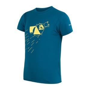 Kinder T-Shirt Sensor COOLMAX FRESH PT ZUPAMAN saphir 17100043, Sensor