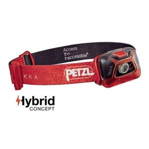 Stirnlampe Petzl Tikka red E93AAC, Petzl
