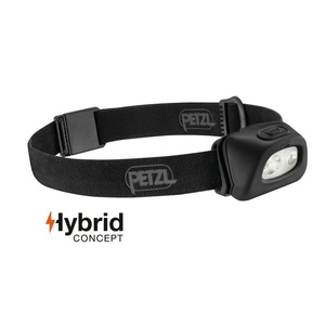 Stirnlampe Petzl Tactikka Plus RGB black E89ABA, Petzl