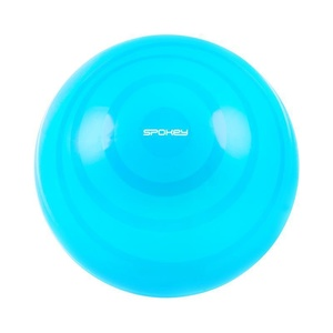 Gymnastic Ball Spokey Fitball FLEX 65 cm inklusive pumpe türkis, Spokey