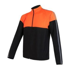 Herren Jacke Sensor NEON schwarz/orange reflex 17100114, Sensor
