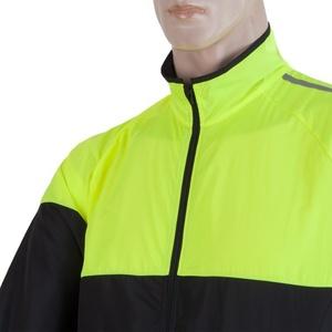 Herren Jacke Sensor NEON schwarz/gelb reflex 17100115, Sensor