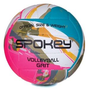 Volleyball Ball Spokey GRIT türkis, weiß und rosa č.5, Spokey