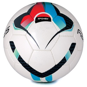Ball Spokey UNUS FUTSAL  innen- Fußball white vel.4, Spokey