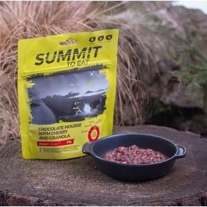 Summit To Eat Schokoladenmousse mit Granola und Kirschen 811101, Summit To Eat
