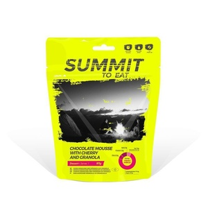 Summit To Eat schokolade Schaum mit Granola a kirschen 811100, Summit To Eat