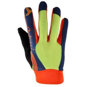 Kinder Handschuhe Silvini CERVO CA1027 marine-orange, Silvini