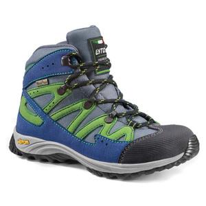 Schuhe Lytos Adda Kid WP königlich Lime, Lytos