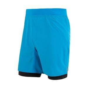 Herren Lauf Shorts Sensor TRAIL blau/schwarz 17100107, Sensor