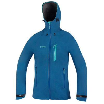 Jacke Direct Alpine Daleung Lady benzin / menthol, Direct Alpine