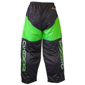 Torwart Hose OXDOG VAPOR GOALIE PANTS black/green, Oxdog