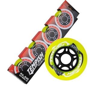 Set Wheels Tempish RADICAL COLOR 80x24 mm 85A (4 St.), Tempish