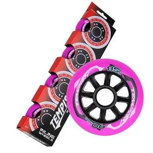 Set Wheels Tempish RADICAL COLOR 90x24 mm 85A (4 St.), Tempish