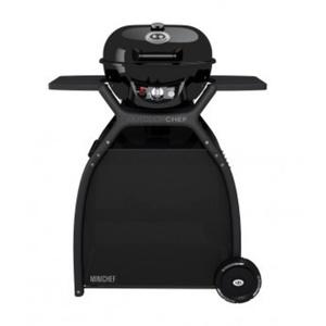 Gas Grill OutdoorChef MINICHEF+ P-420 G Black, OutdoorChef