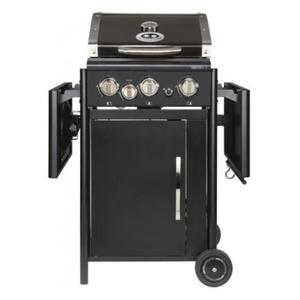 Gas Grill OutdoorChef Australia 325 G black, OutdoorChef