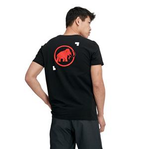 Herren T-Shirt Mammut Logo T-Shirt Men (1017-07295) black PRT2, Mammut