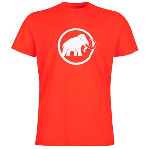 Herren T-Shirt Mammut Logo T-Shirt Men (1017-07295) scharf
