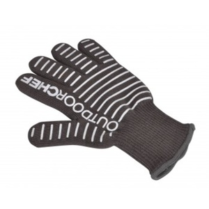 Silikon Grill- Handschuhe Outdoorchef black, OutdoorChef