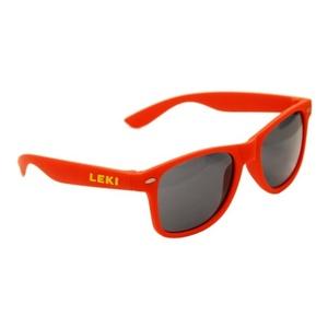 Sonnen Brille Leki 369450 Neon Red, Leki