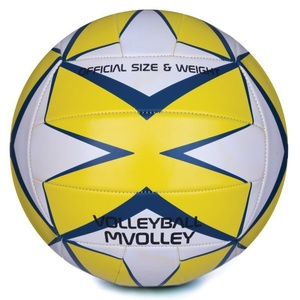 Volleyball Ball Spokey MVOLLEY gelb, Spokey