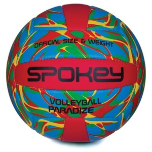 Volleyball Ball Spokey PARADIZE III rosa vel.5, Spokey